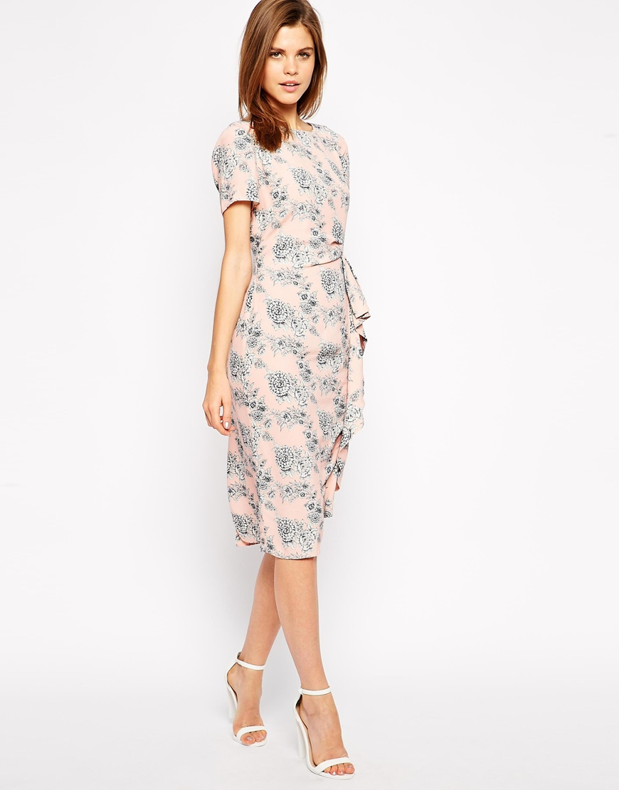 The perfect wedding guest the hopeful designer for Pencil dress for wedding